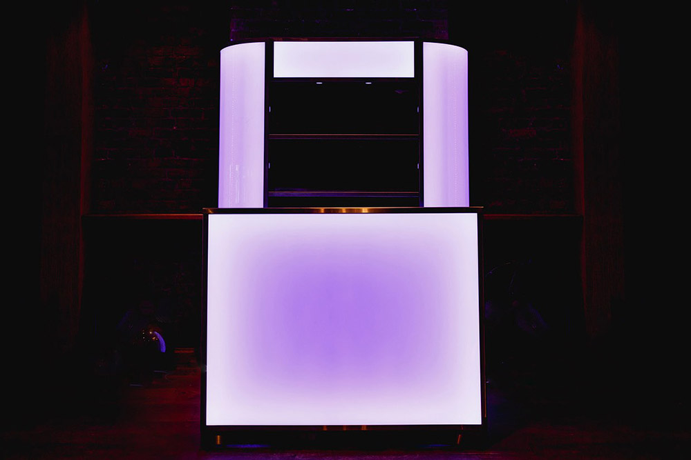 1.5 Metre LED & Back Bar